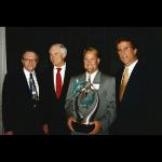Larry King, Ted Turner and Ted Danson recipients of the American Oceans Campaign Partners Award